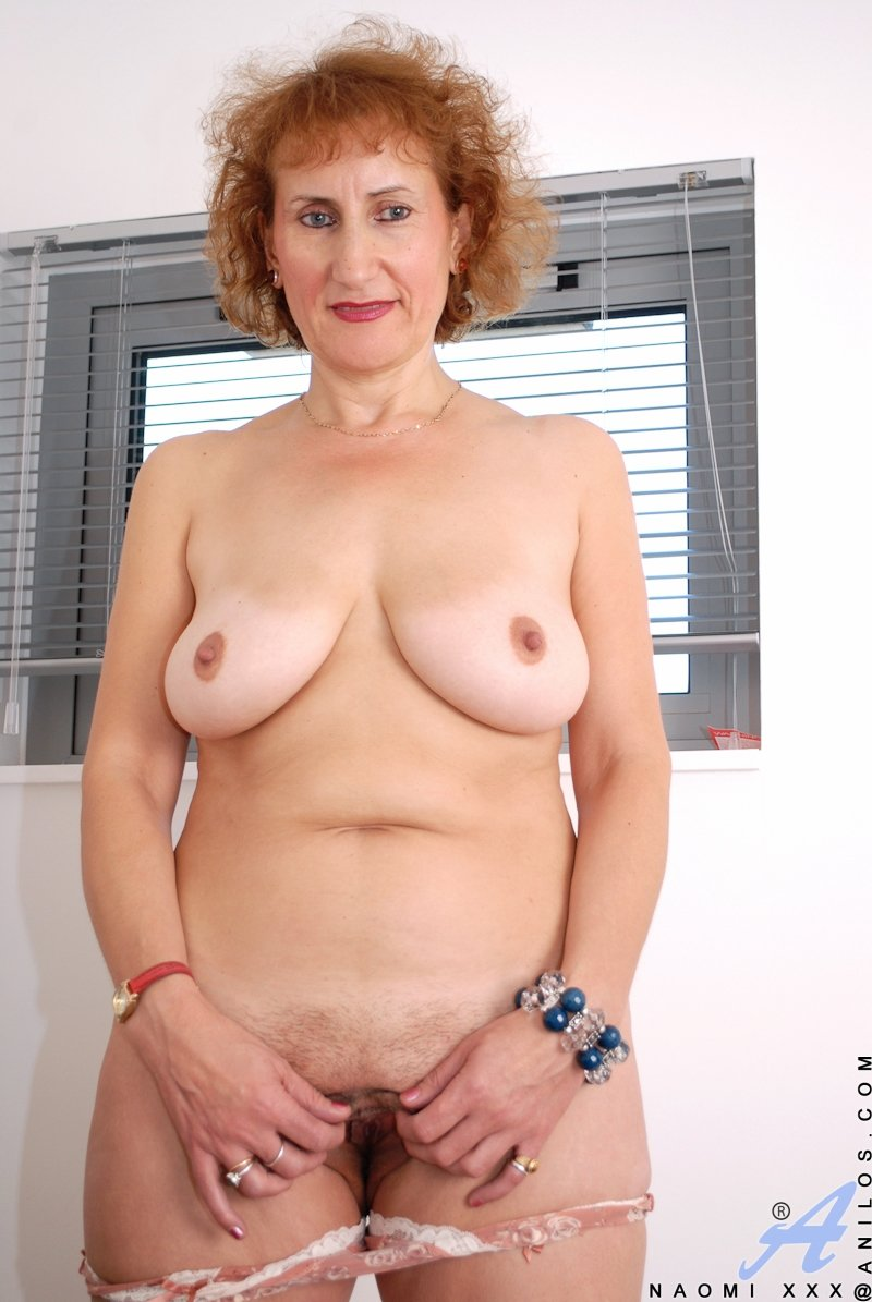 Fat mature pantyhose #1