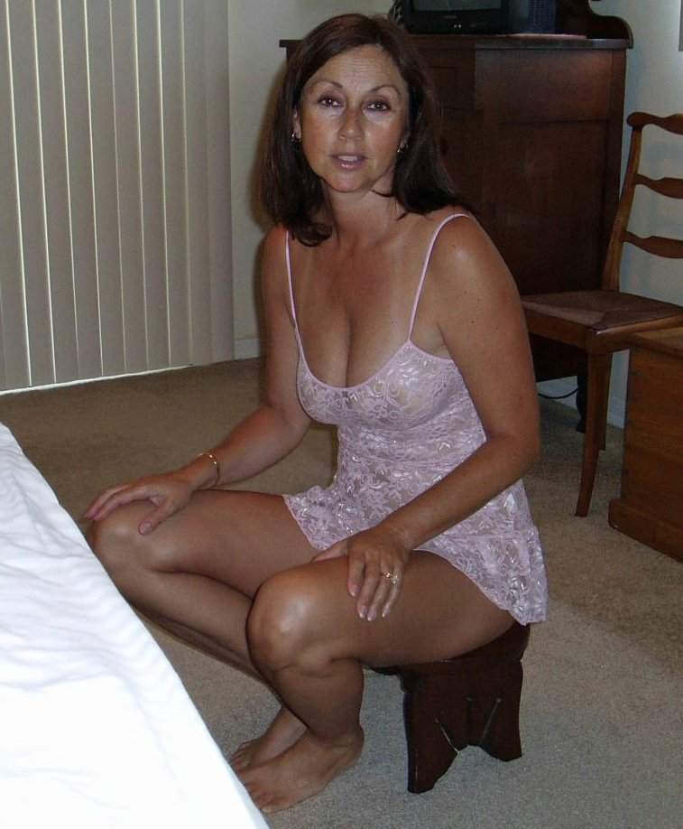 sexy mature and son
