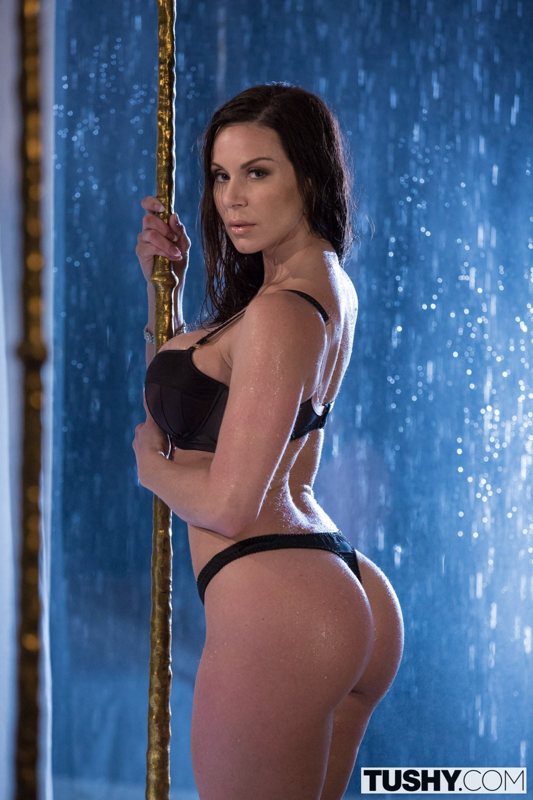 Congratulate, this Kendra lust first anal not