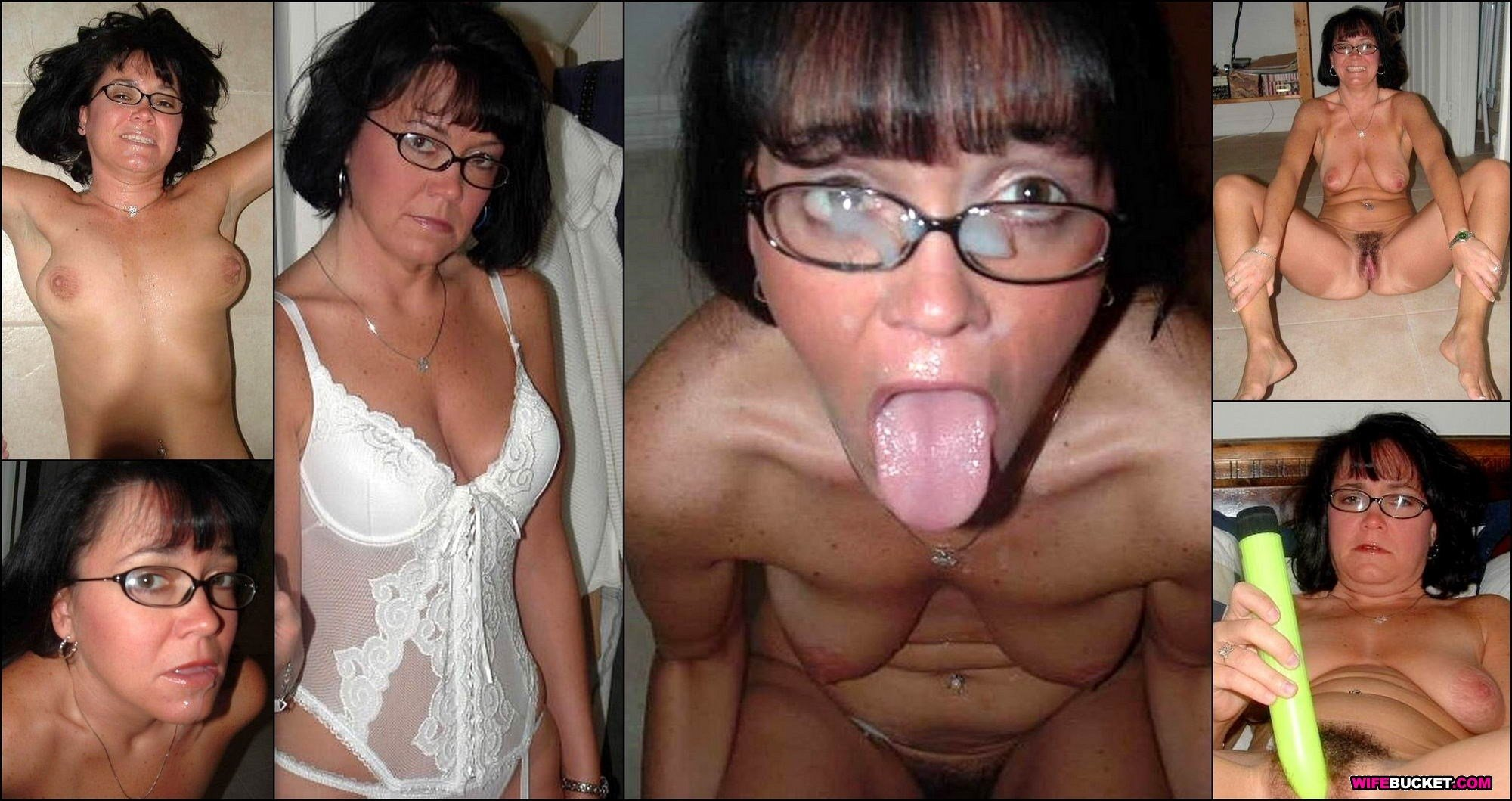 Naked english milf #6