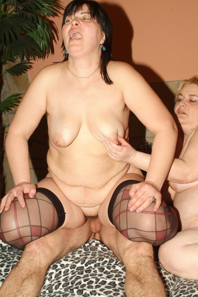 Mature bbw wife shared #9