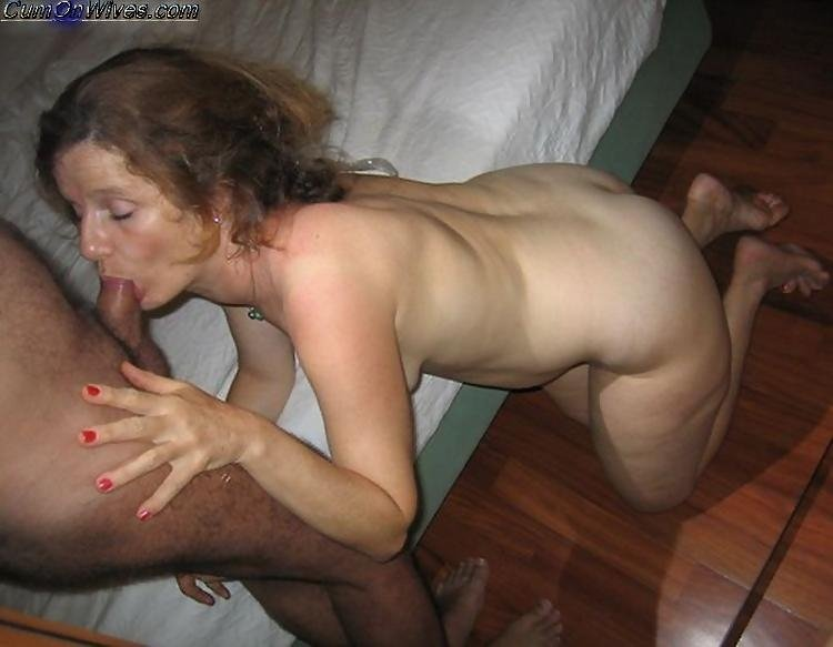 mature cheating wife creampie