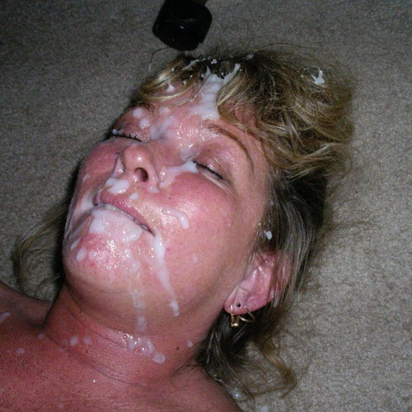 Gay huge facials #9