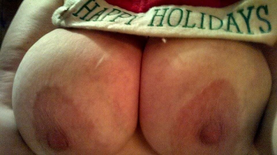Fuck candy cane Young wife jo