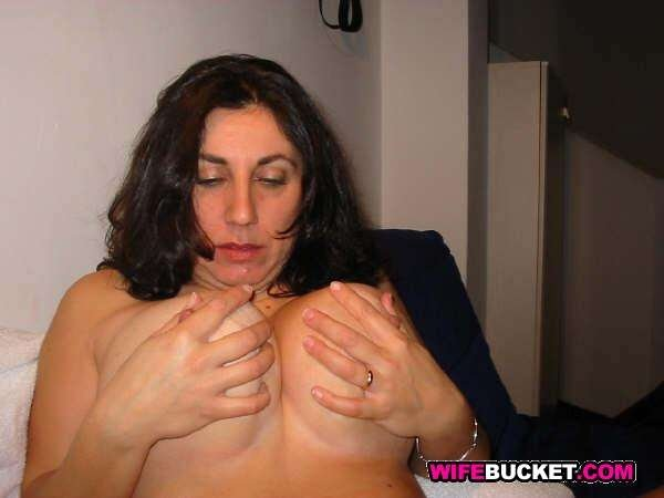 Extra cock for wife