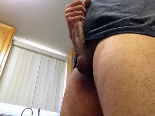 Cock-sucking session with ebon there