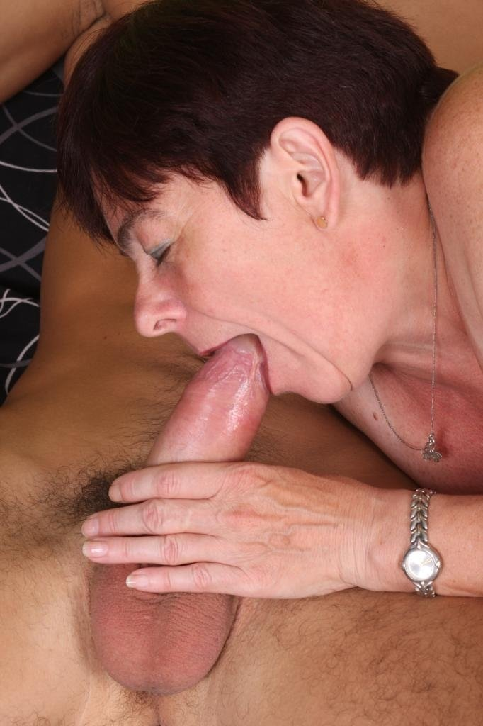 grandfather and grandmother having sex