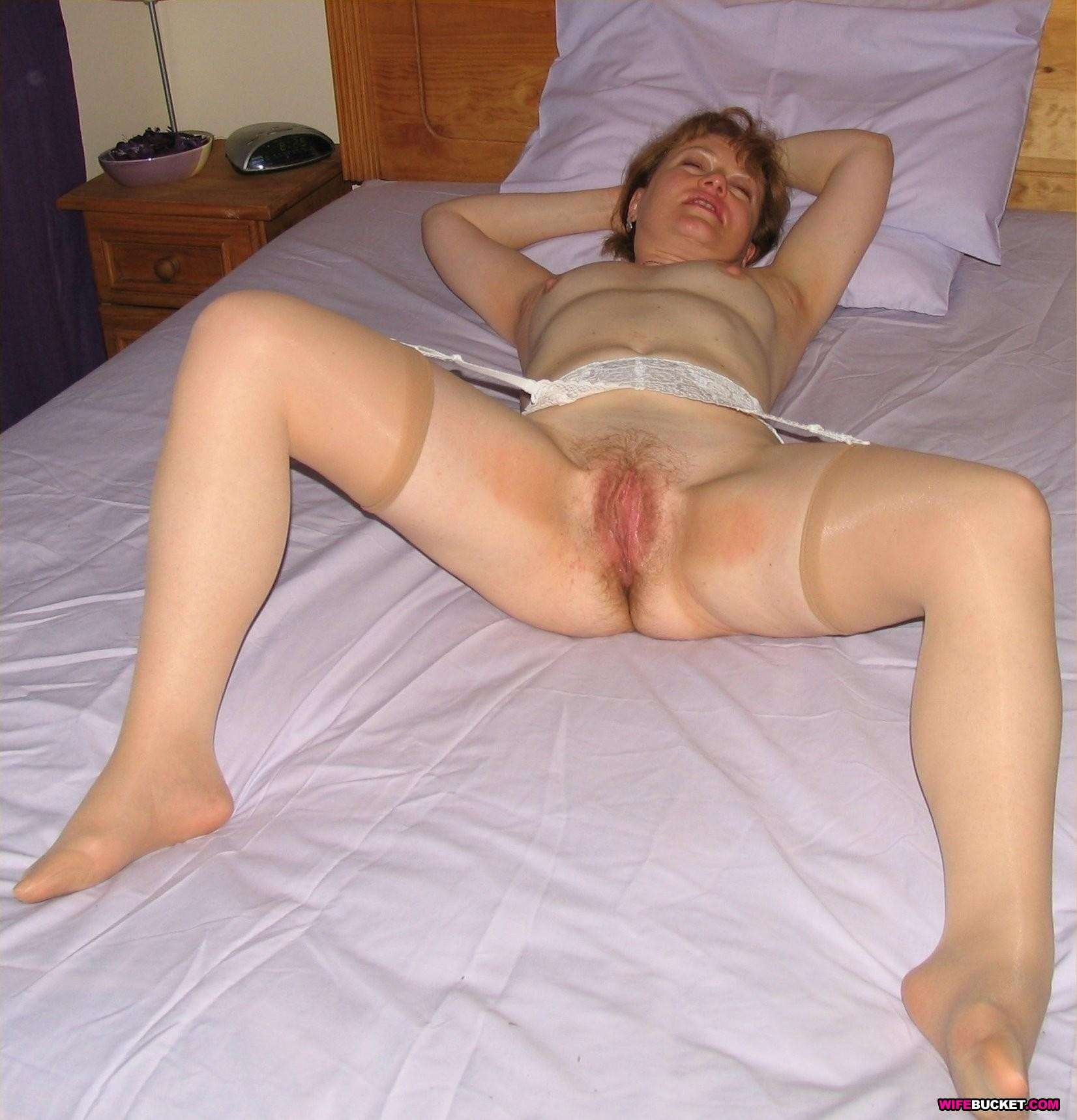 Mature cuckold hotwife #1