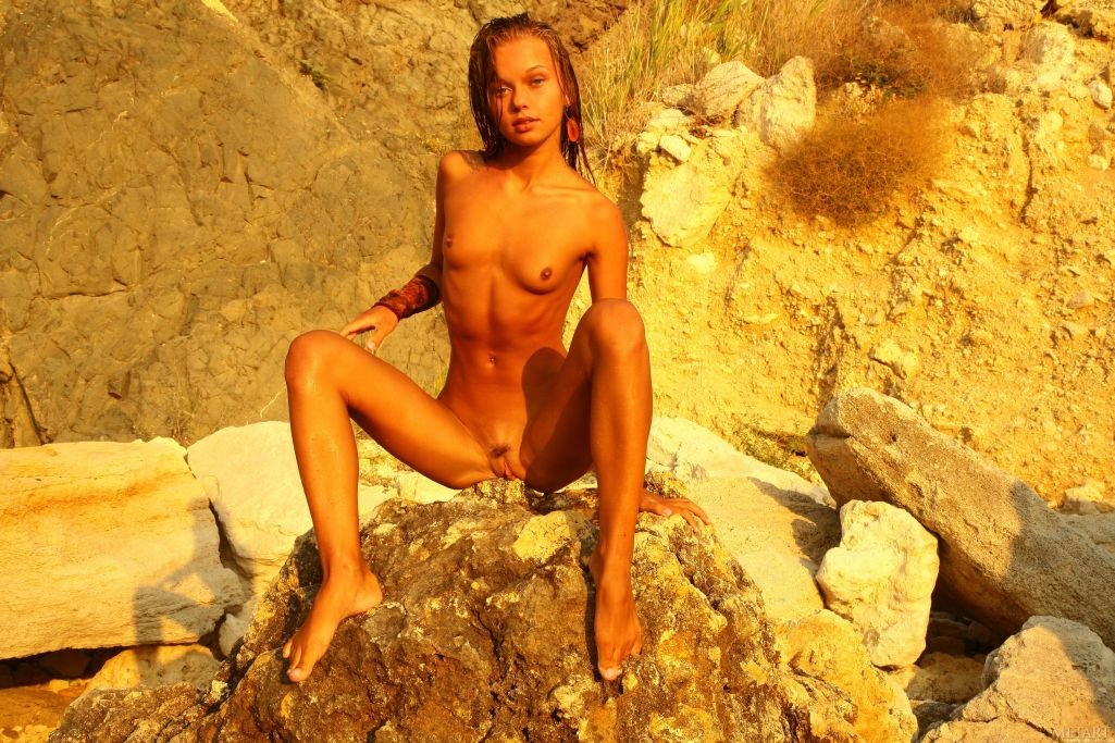 Nudist beach united states