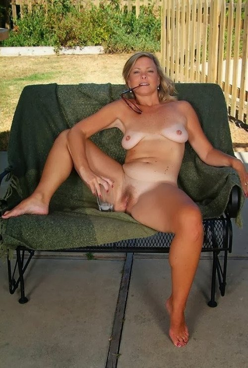 tall skinny nude blonde