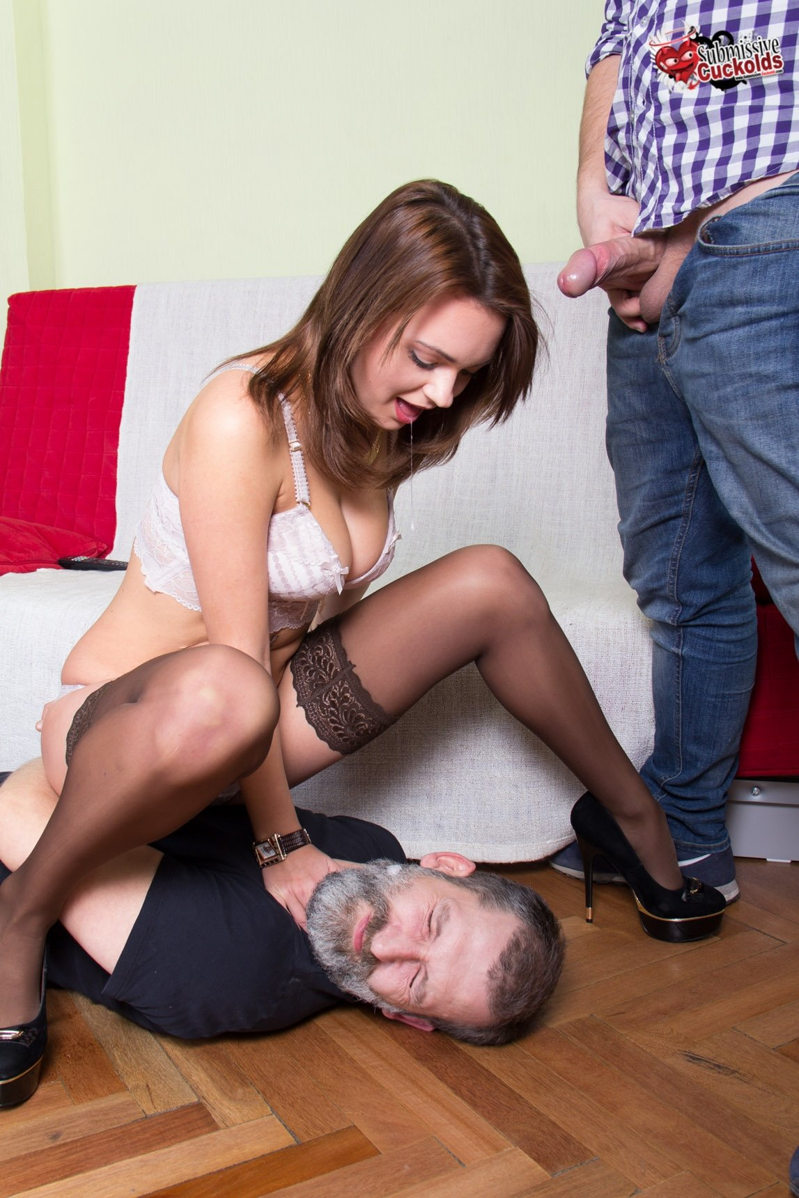 Obedient Hubby Is Punished-2967