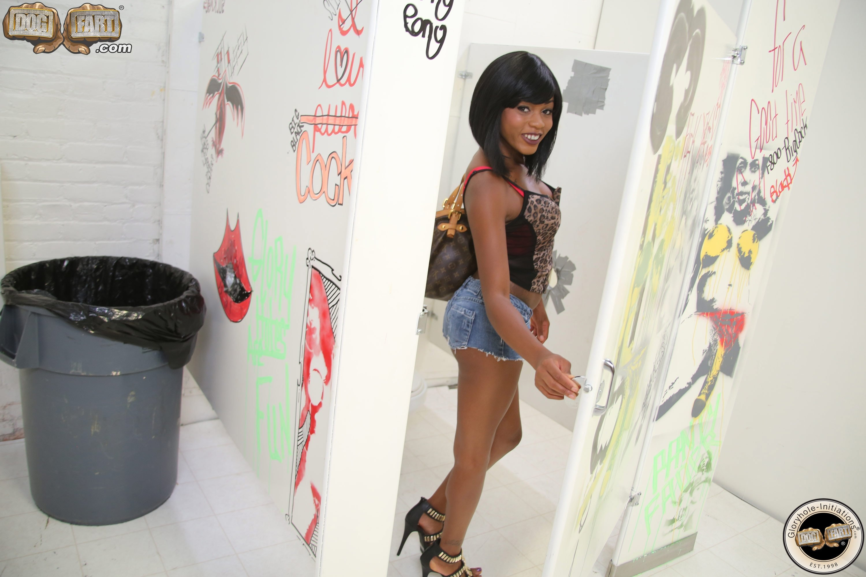 Gloryhole party queen of spades event