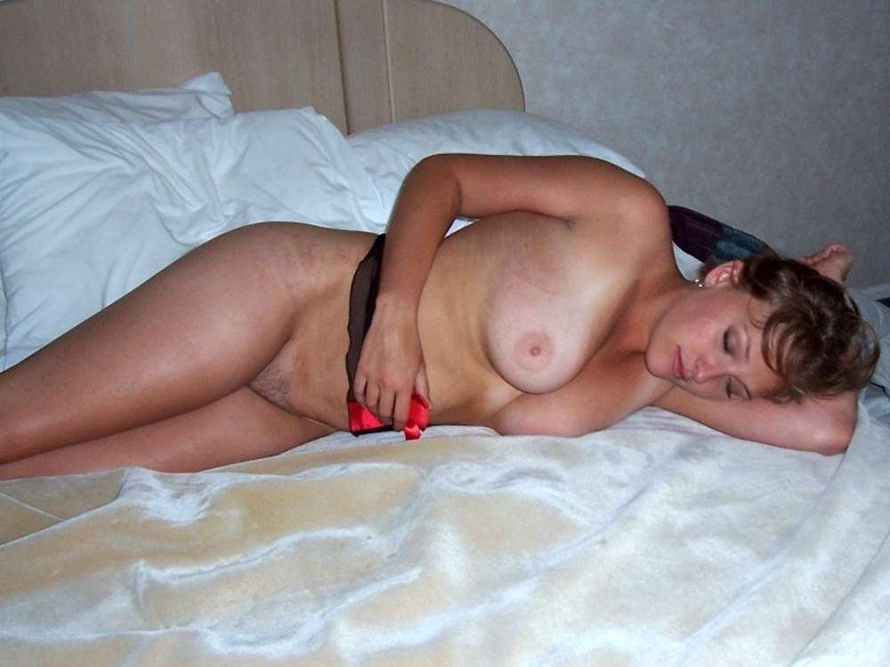 beautiful blonde with nipple clamps loves hot sex