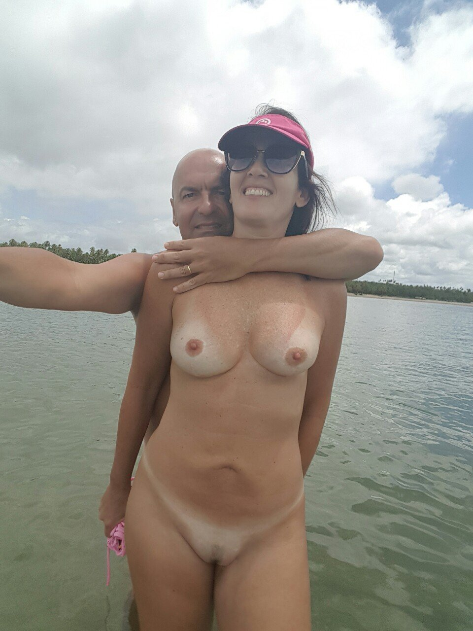 Hairy anal tits #1