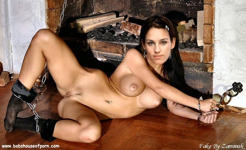 Female mature naked #1