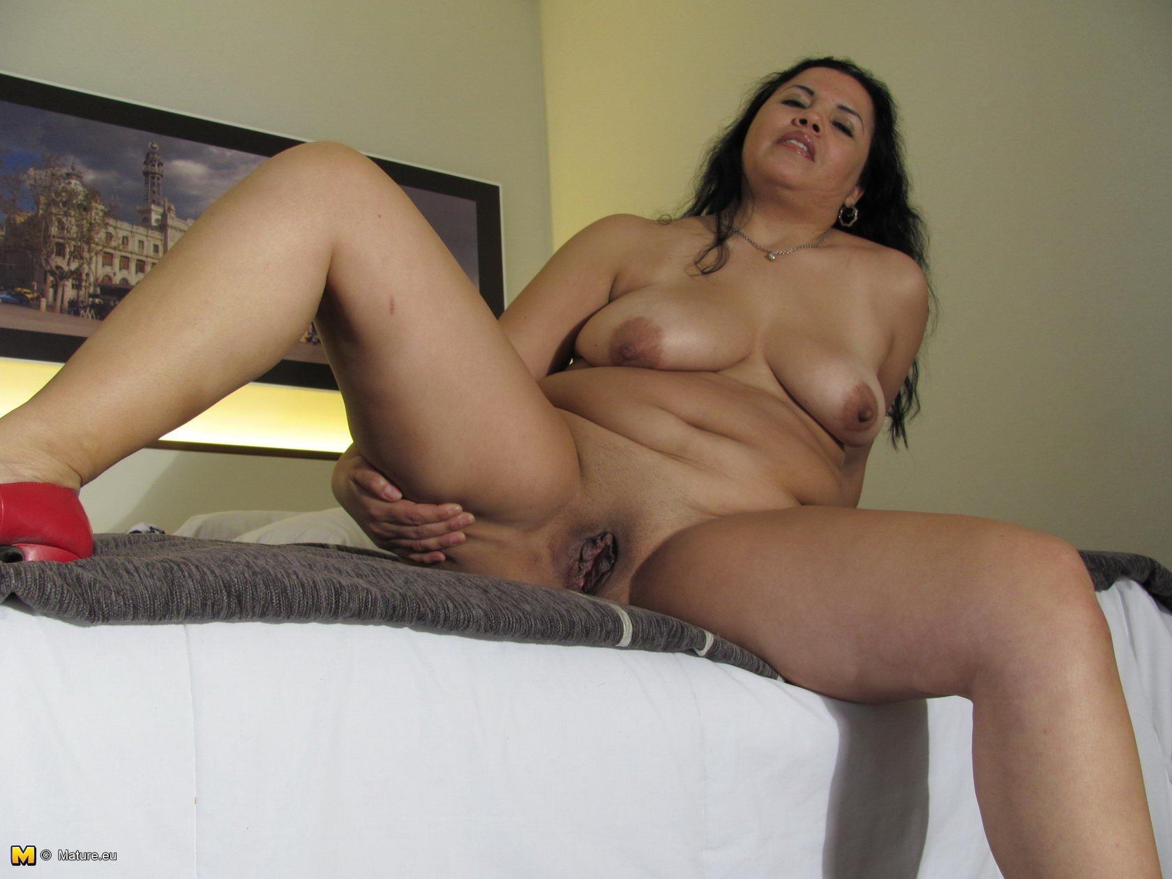 mature fat women having sex there