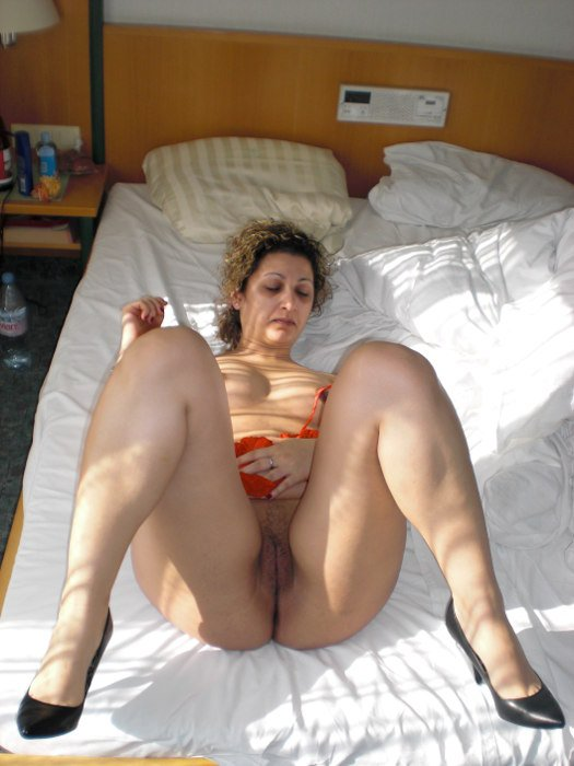 Wife topless pictures #1