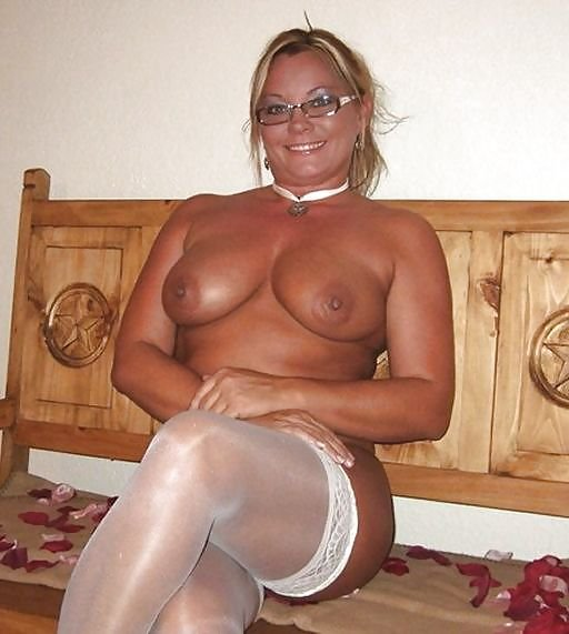 Wife on the couch