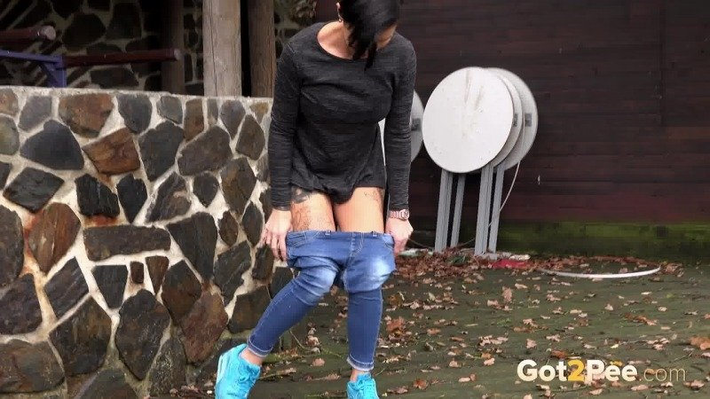 Young girls peeing jeans, blonde chubby teen porn gif