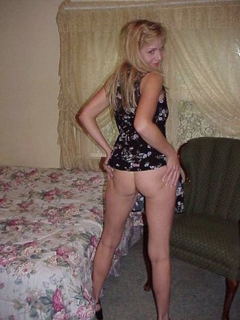 Mature housewife stripping