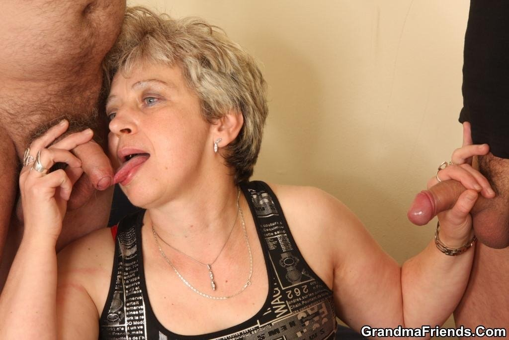 Swinger in hell Free mature vintage video