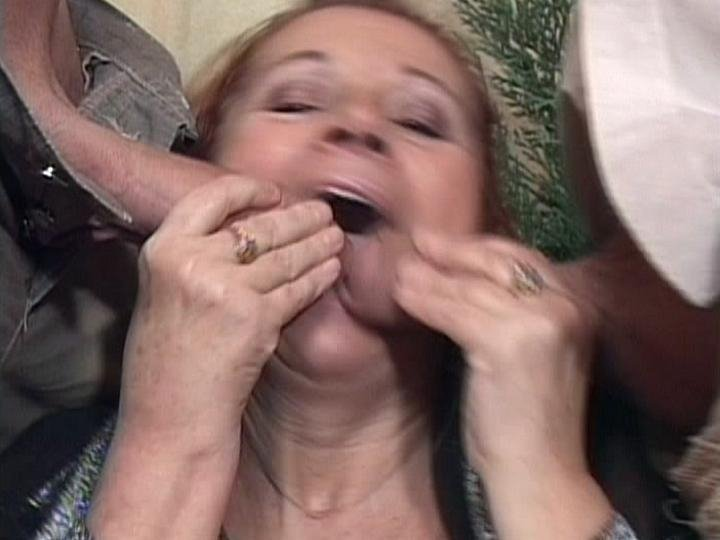 surprise milf creampie