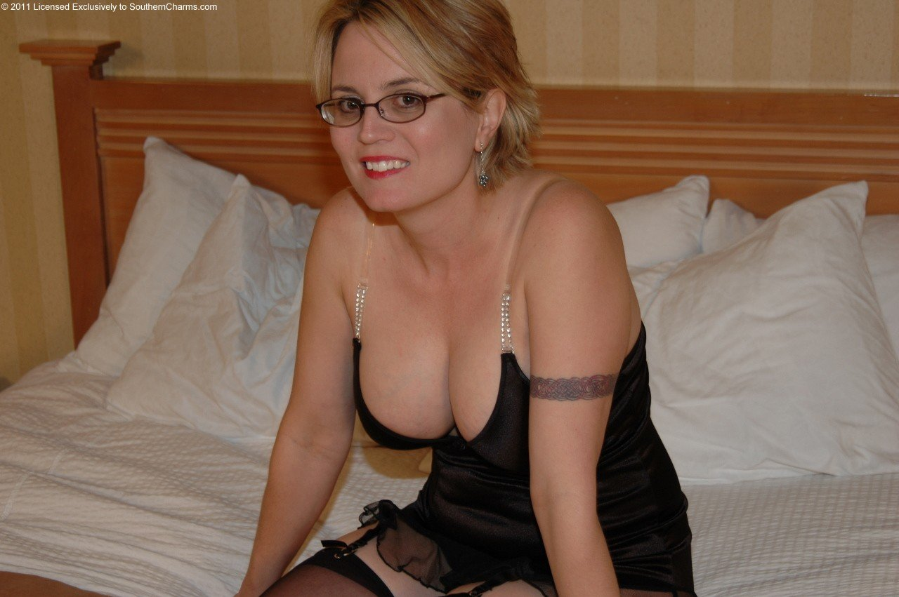 Assured. Short hair mature milf glasses