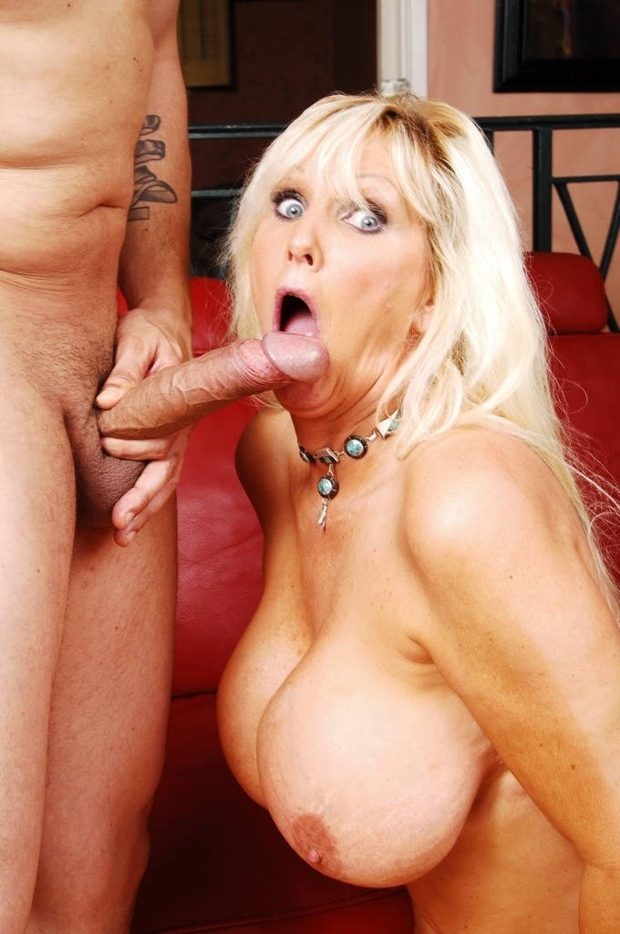 Tit cum pornstars big shot blonde