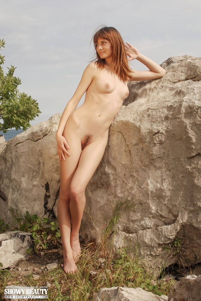 Hot Wife Exhibit Outdoor Nudist add photo
