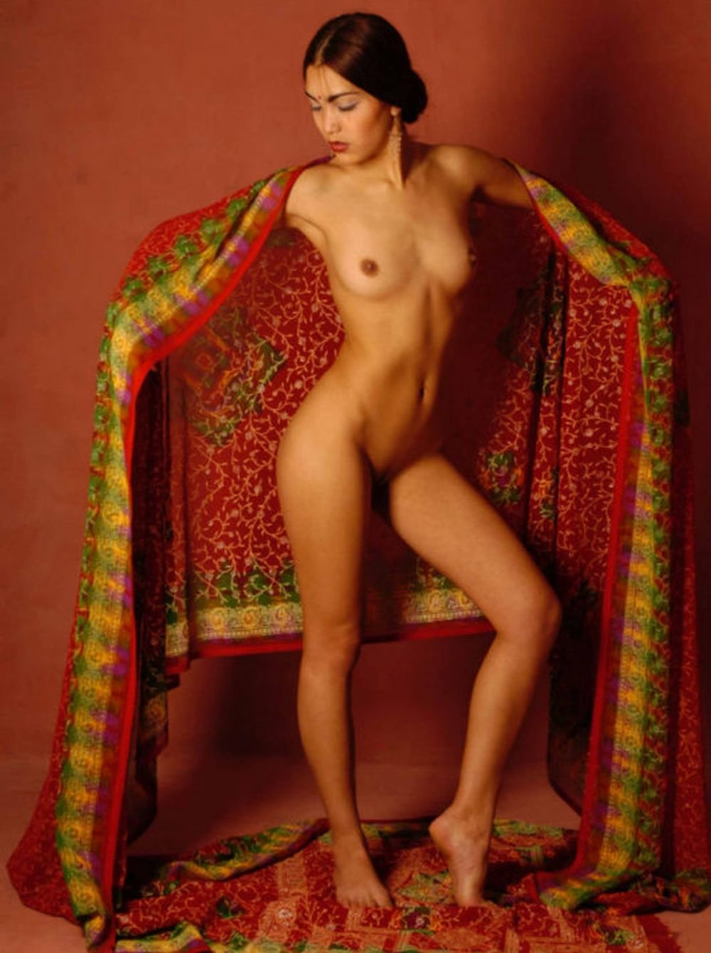 older woman fun nude