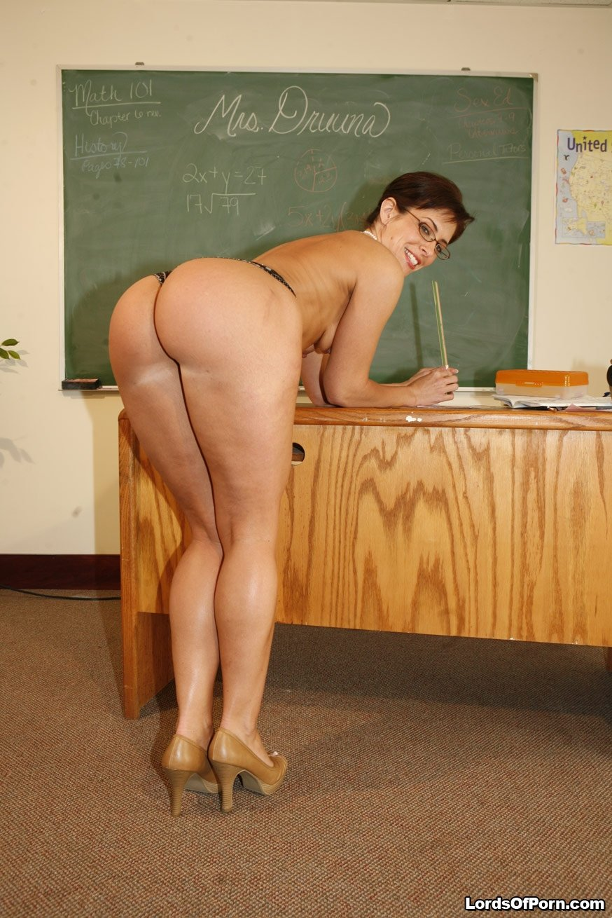 Naked teachers homemade — pic 2