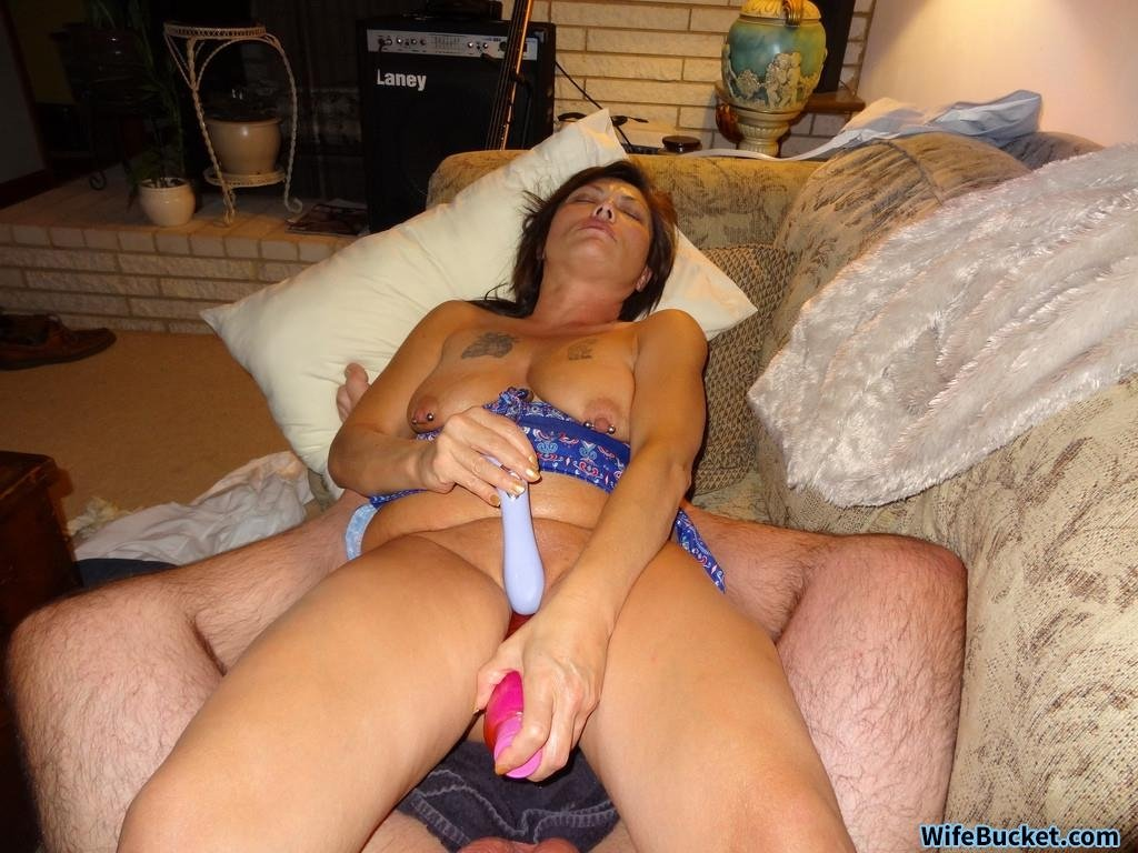 Sweet wife knows how to fuck her Real drunk mommy
