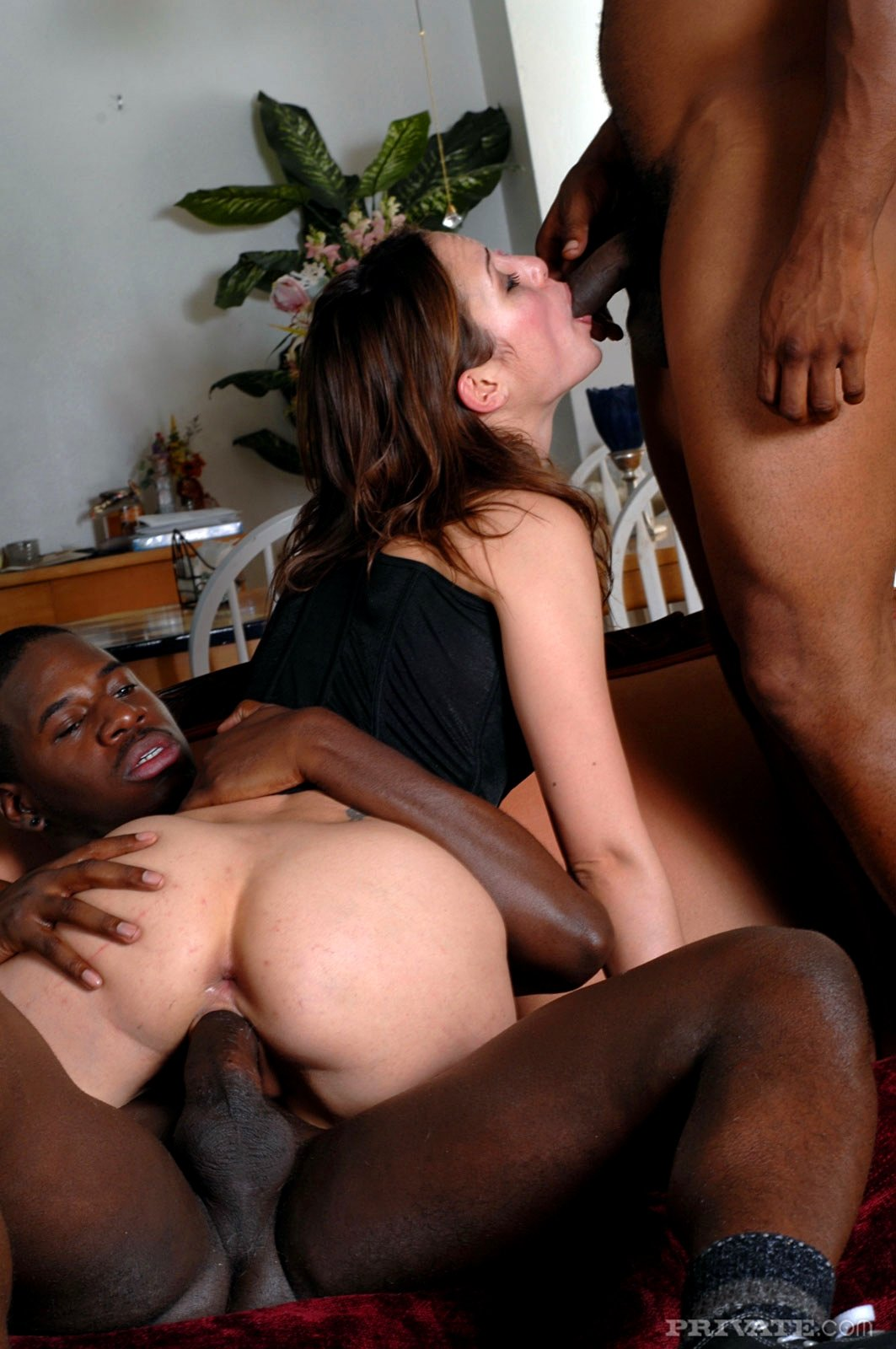 Crazy Interracial