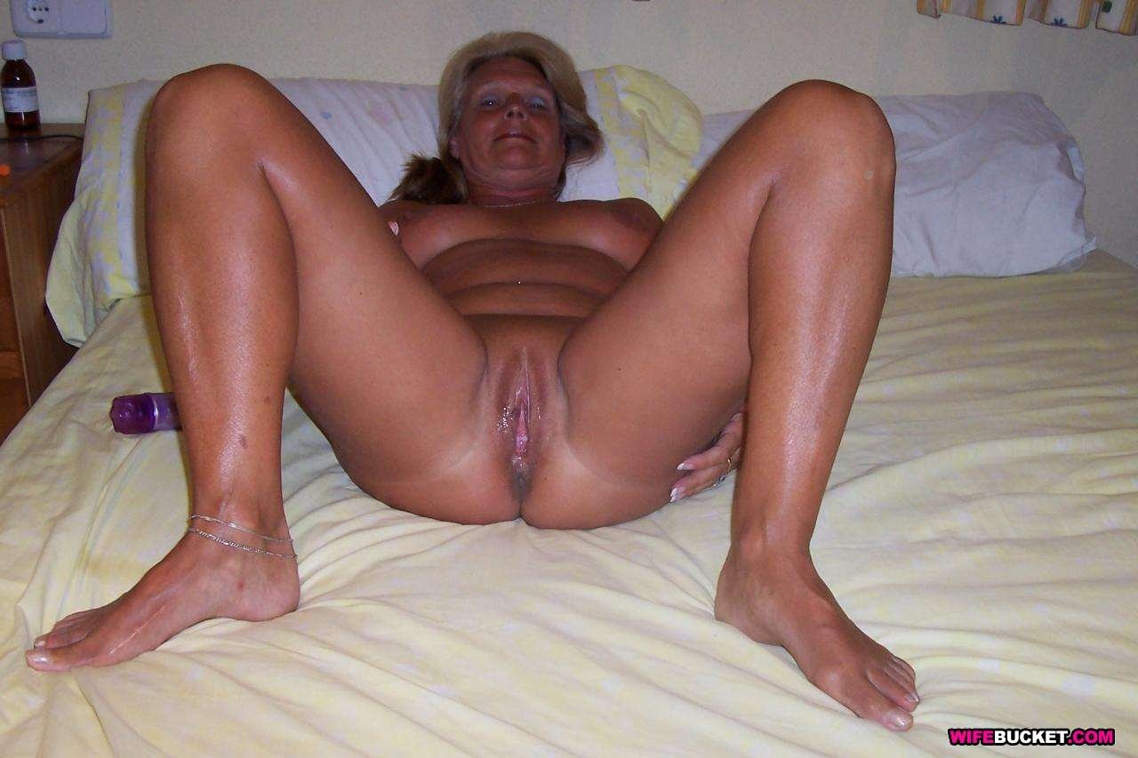 Cuckold milf swallows free