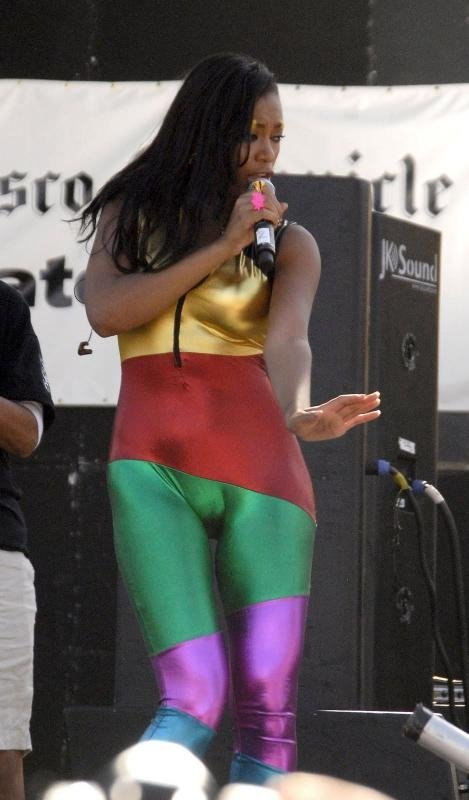 solange knowles pussy