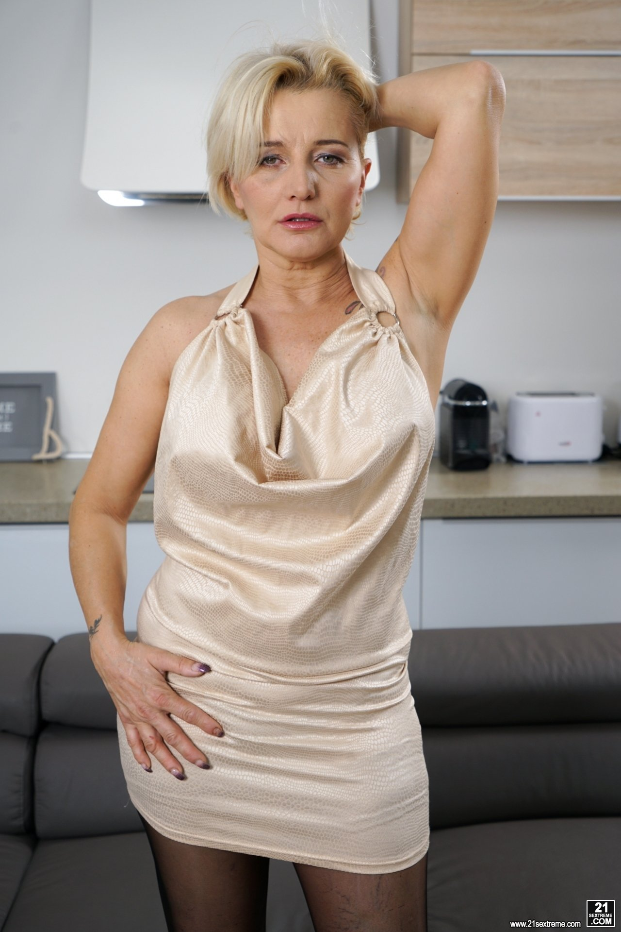 Mature in sexy clothes #6