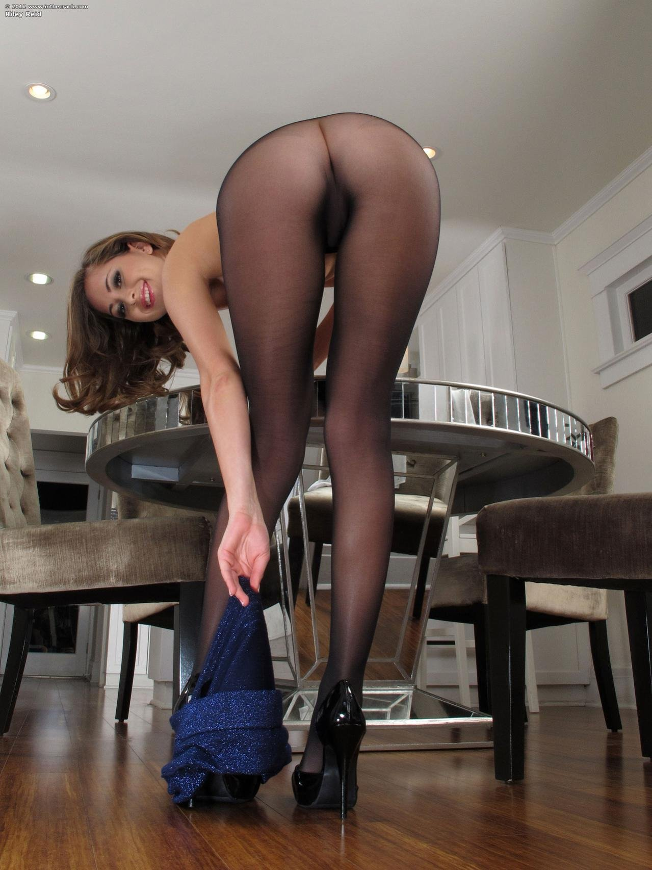 Tights pussy