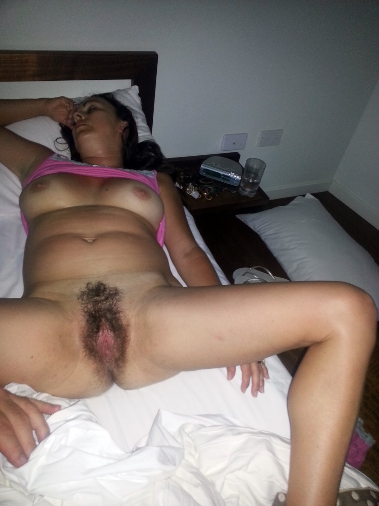 Fucking passed out girl