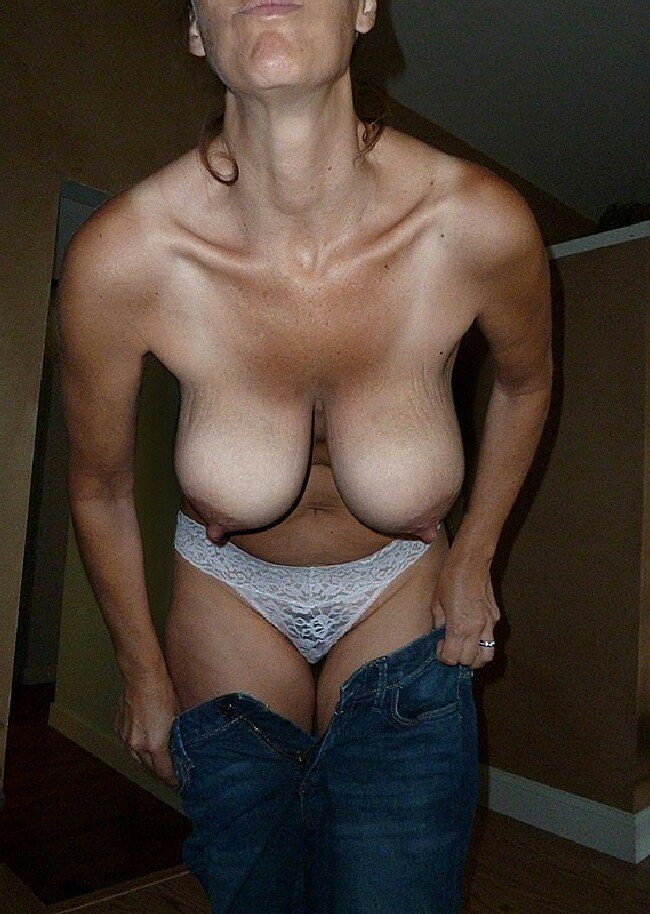 Sexy girl with big boobs cheating