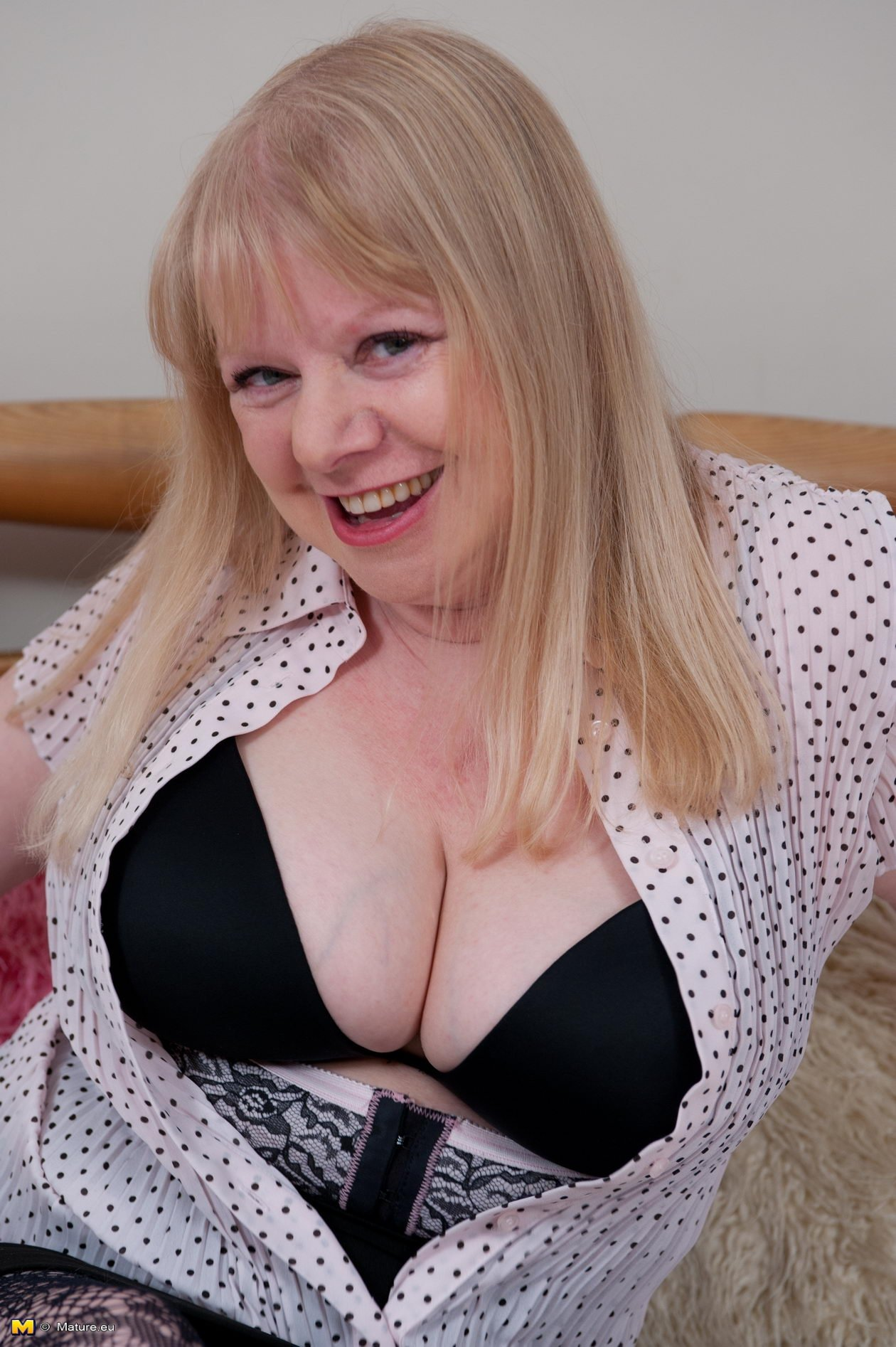 big tits mature free video