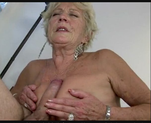 sexy grey haired grannies