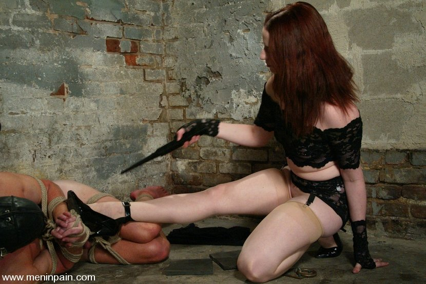 Claire adams picture femdom
