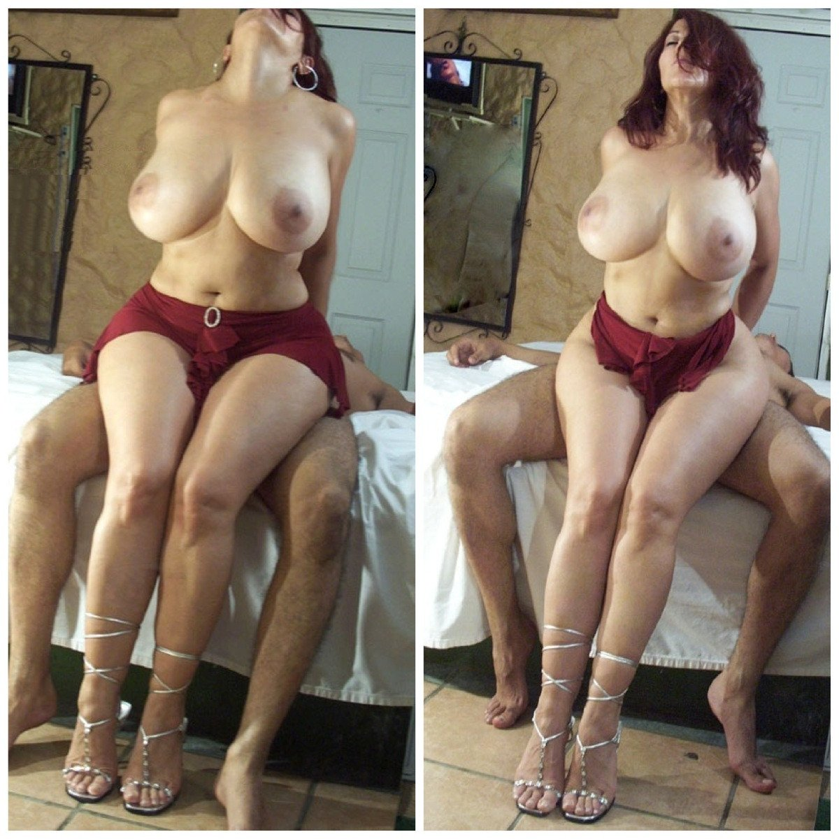 milf in pantyhouse