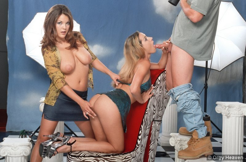 best of silver daddy threesome