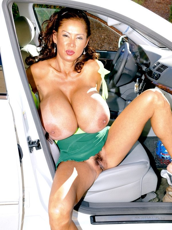 big boobs mature aunty there