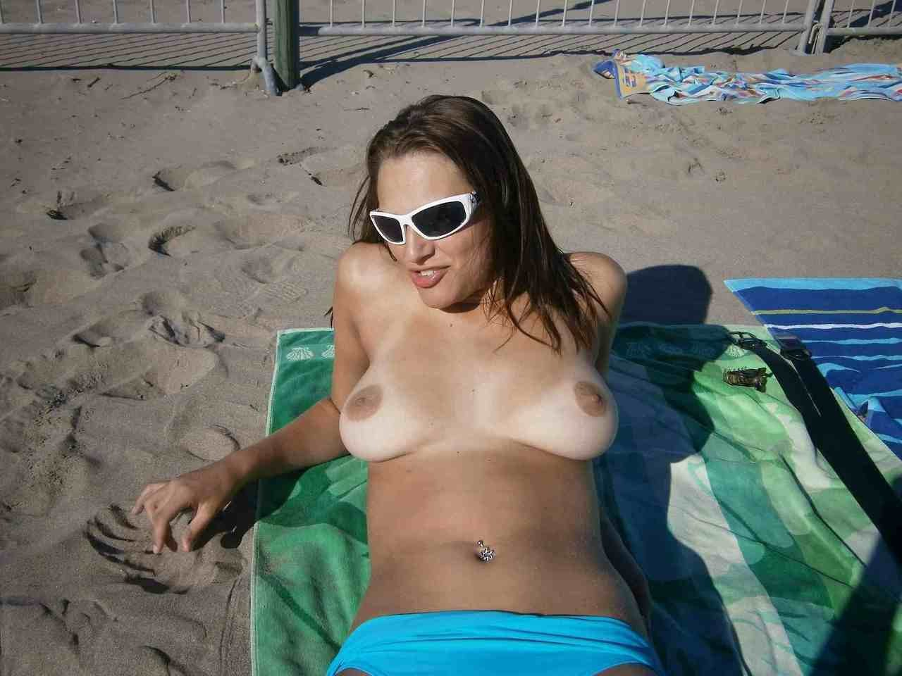 outdoor sex on the beach