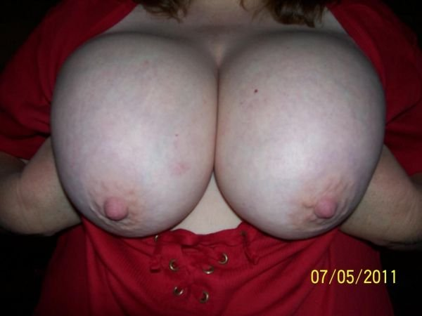 big naked milf boobs