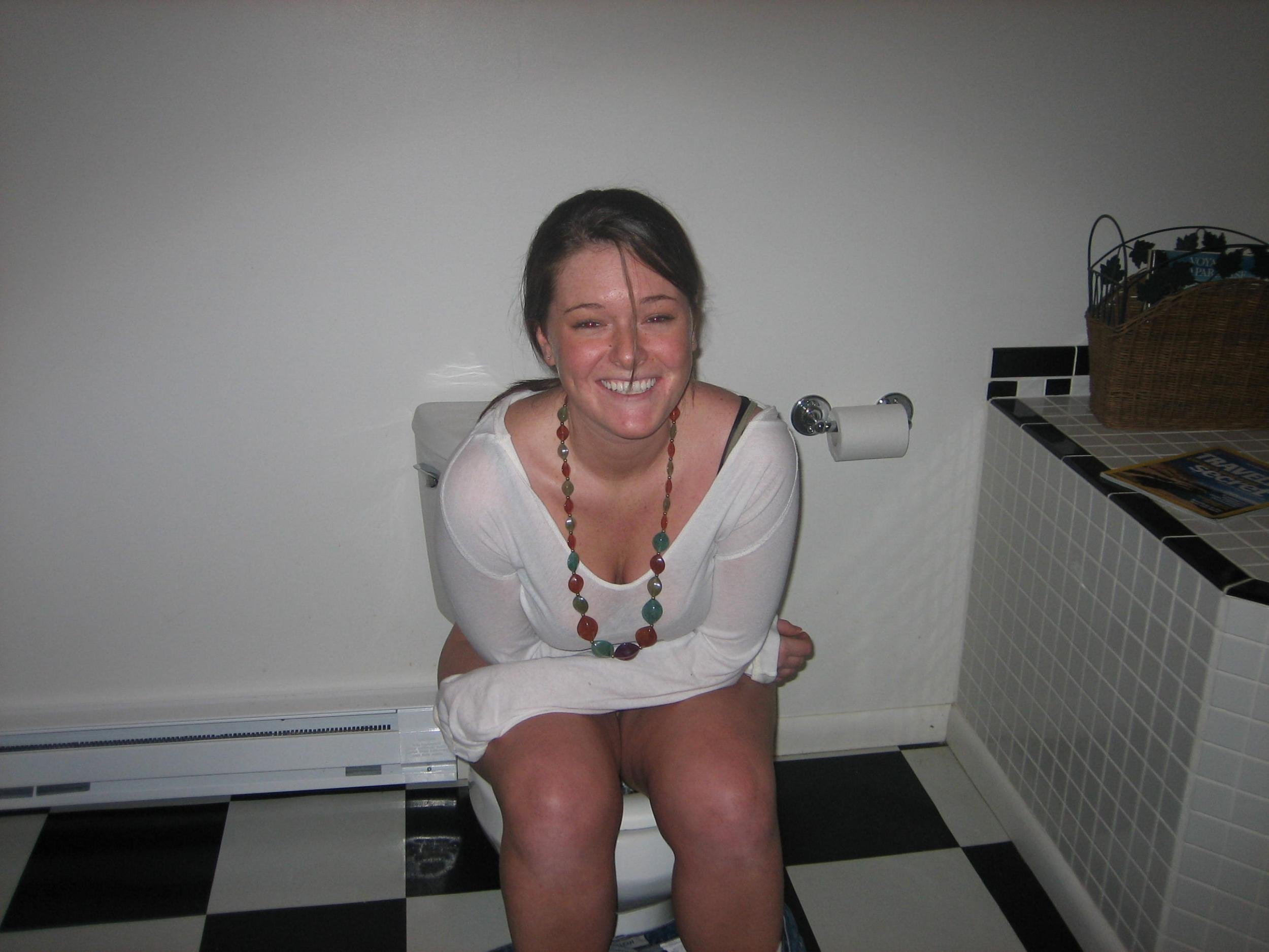 Toilet Amateur 95