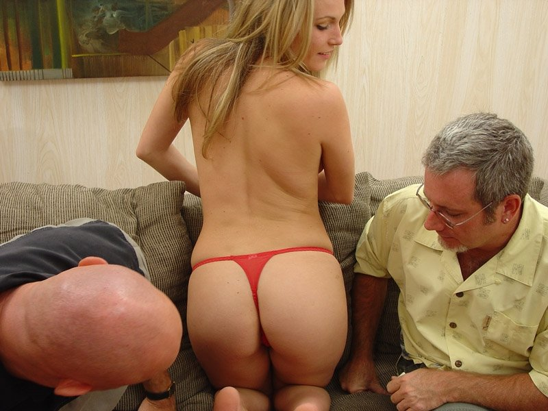 Ciught on camera top rated threesome