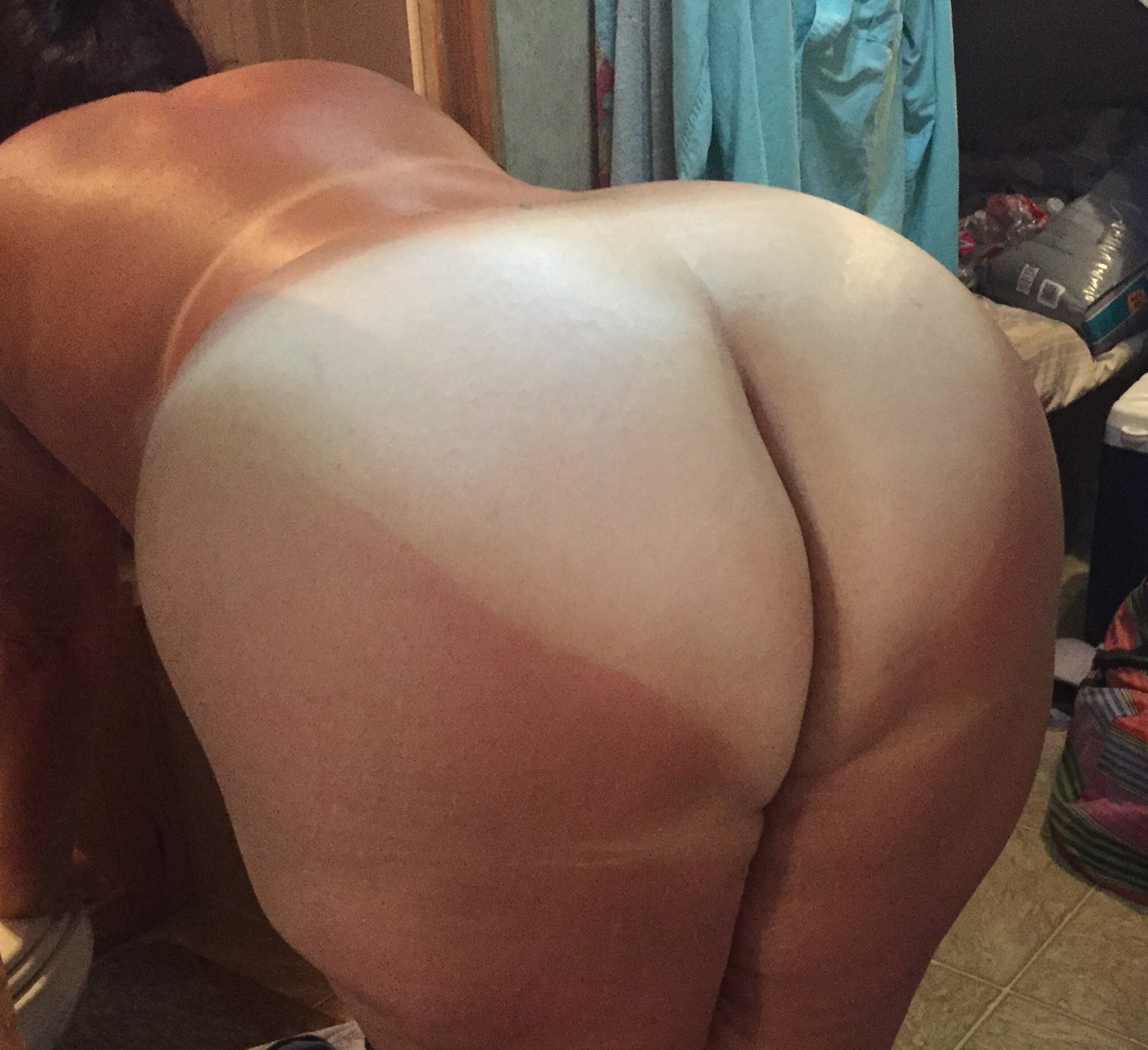 Firm black milf butt